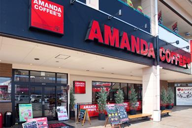 AMANDA COFFEE'S 衣山店